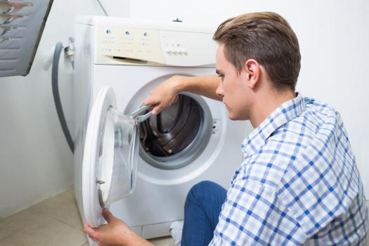 تعمیر لباسشویی اتوماتیک