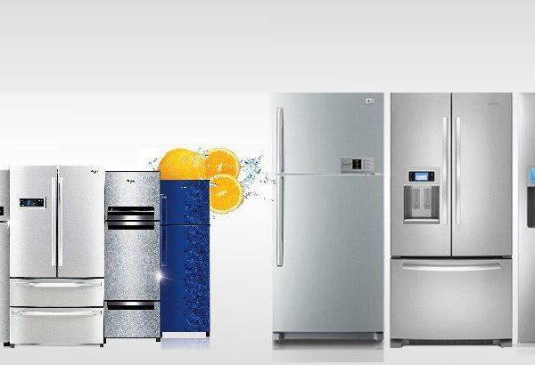 آشنایی با اجزاء مختلف یخچال
